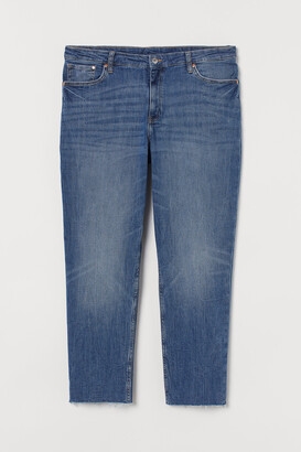 H&M Girlfriend Regular Jeans