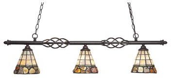 Astoria Grand Pierro 3 Light Kitchen Island Linear Pendant Shopstyle Ceiling Lighting