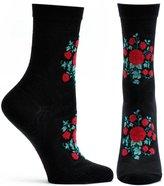 Ozone Women's Indian Rosettes Sock