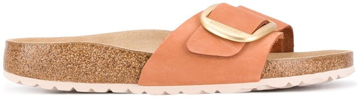 Birkenstock Open Toe Buckled Sandals