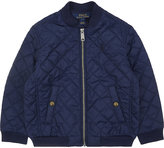 Ralph Lauren Quilted Bomber Jacket 2-7 Years