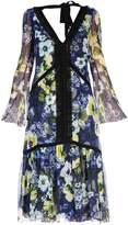 Erdem 3/4 length dresses