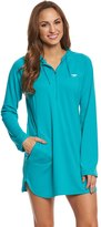 Speedo Women's Cover Up Hoodie Dress 8149489