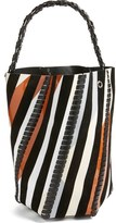 Proenza Schouler 'Large Hex' Whipstitch Bucket Bag