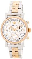 Versace Women&s Day Glam Two-Tone Bracelet Watch