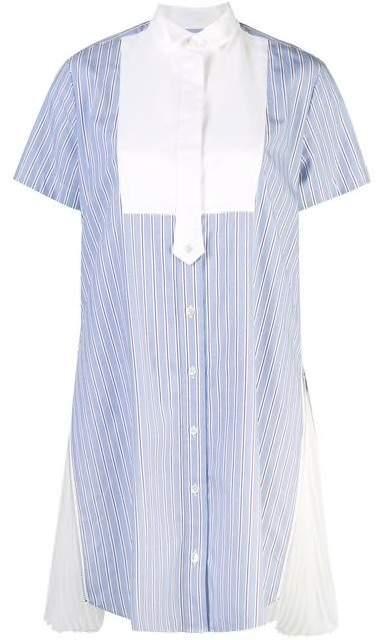 b2bea1b2349 Sacai Striped Dresses - ShopStyle