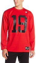 Champion Men's LIFE Long-Sleeve Football Jersey T-Shirt