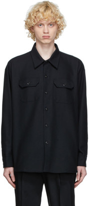 mfpen Black Excess Shirt