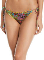 Luli Fama Crystallized Wavey Swim Bottom