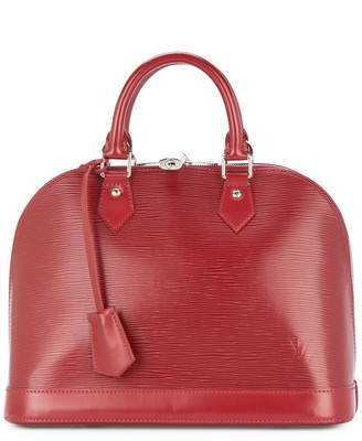 Louis Vuitton pre-owned Alma PM tote bag