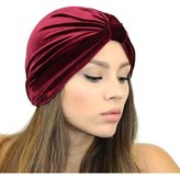 Kristin Perry Stretch Velvet Turban.