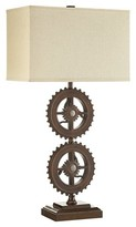 Homelegance Beckman Industrial Gear Accent Table Lamp
