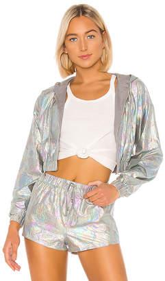superdown Krystal Cropped Jacket