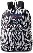 JanSport Superbreak Zebra Backpack