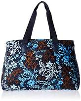 Vera Bradley Triple Compartment Travel Carry On Bag