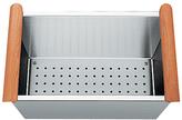 Blanco Colander for Metra Kitchen Sinks, Stainless Steel