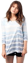 Sol Angeles Sol Angele- Marine Layers Long Sleeve Tunic