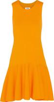 Issa Viola stretch-jersey mini dress