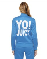 Juicy Couture Yo Juicy Track Jacket