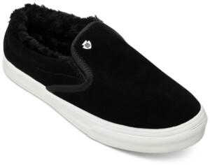 Minnetonka Wilder Pile-Lined Slip-On Sneakers Women's Shoes