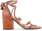 Senso Wyatt sandals - women - Suede/Pig Leather/Synthetic Resin - 35