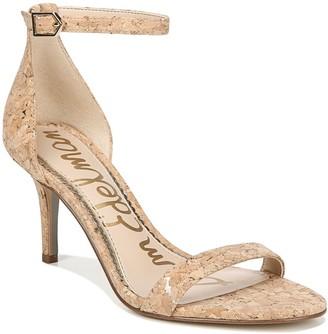Sam Edelman Patti Ankle Strap Cork Sandal