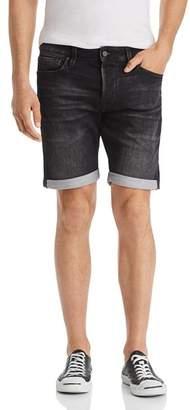 Jack and Jones JACK + JONES Icon Regular Fit Denim Shorts in Black