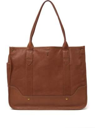 Frye Madison Shopper Leather Tote Bag