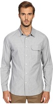 Billy Reid Runway Miller Button Up Shirt Men's Long Sleeve Button Up