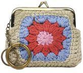 Patricia Nash Knit Squares Belice Coin Purse