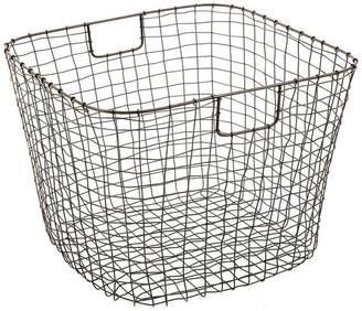 Design Ideas Cabo Harvest Basket, Natural