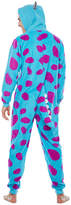 Disney Sulley Men's Knit Pajama Union Suit