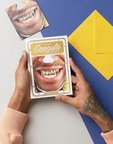 Brainbox Candy Gangster Face Card