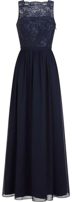 Chi Chi Embroidered Sleeveless Maxi Dress