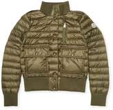Moncler Men's Quilt Bomber Jacket