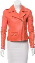 Theory Moto Leather Jacket