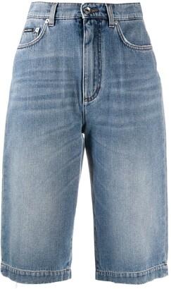 Dolce & Gabbana Knee-Length Shorts