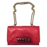 RED Valentino VALENTINO Red Leather Handbag Vavavoom