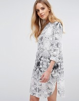 B.young Henico Shirt Dress