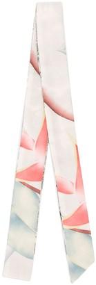 Etro Printed Skinny Scarf