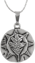 Alex and Ani Rulers of the Woods Oak Expandable Necklace