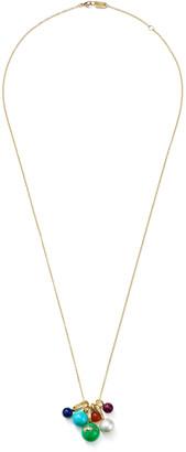 Ippolita 18k Nova Bead Cluster Necklace
