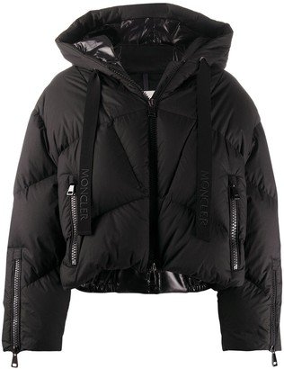 Moncler Short Down Jacket