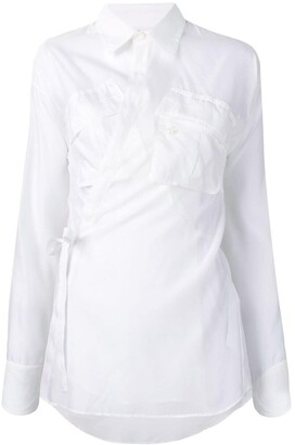 DSQUARED2 Wrap Shirt