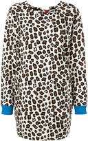 Pinko leopard print dress