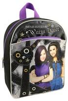 """Disney Descendants Girls' 10"""" Mini Backpack - Black"""