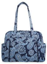 Vera Bradley Stroll Around Baby Bag in Blue Bandana