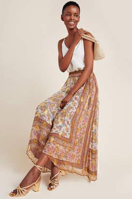 Love Sam Harvest Midi Skirt