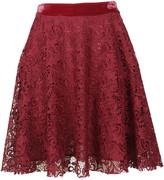 Ermanno Scervino Patterned Skirt