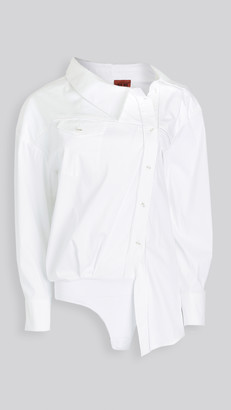 Alix Dillion Thong Bodysuit